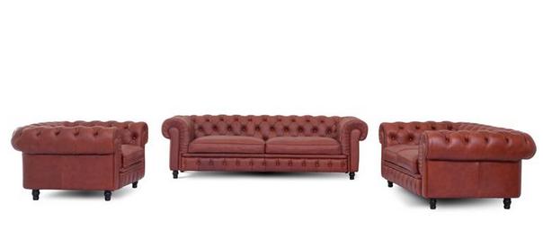 什么是真皮沙发?真皮沙发的特点有哪些?